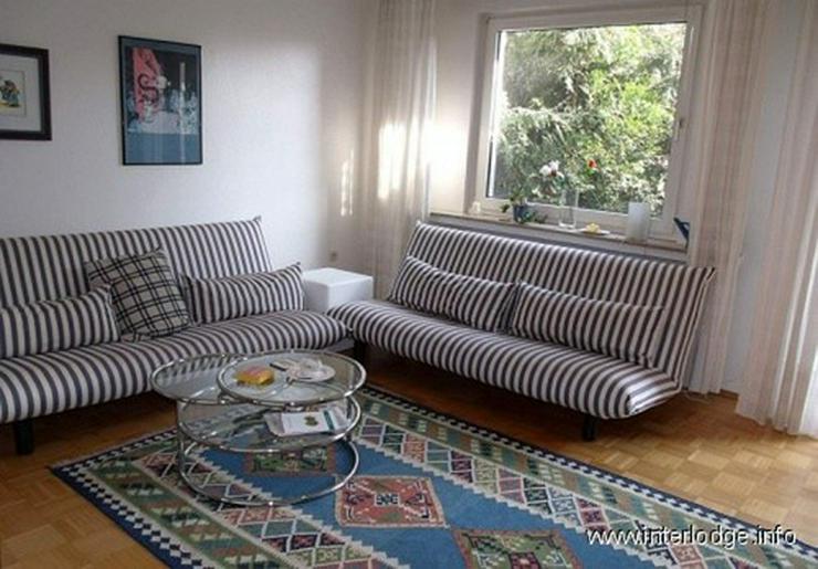 Bild 4: INTERLODGE Modern, hochwertig, komplett möblierte City-Wohnung mit Balkon in der Bochumer...