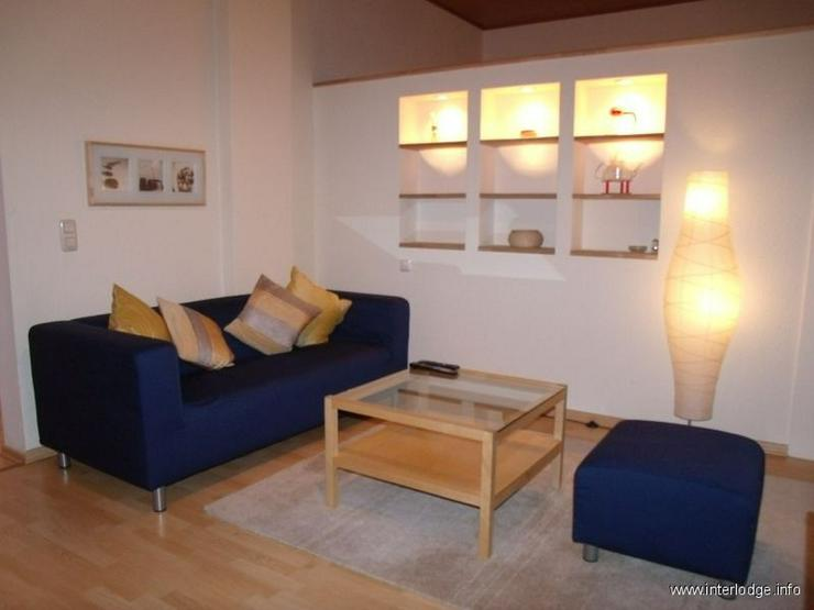 INTERLODGE Modern möbliertes Apartment in Essen-Rüttenscheid - renoviertes Jugendstilhau... - Wohnen auf Zeit - Bild 1