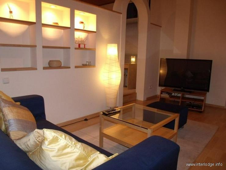 Bild 2: INTERLODGE Modern möbliertes Apartment in Essen-Rüttenscheid - renoviertes Jugendstilhau...