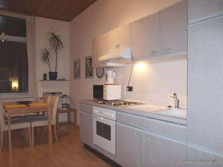 Bild 6: INTERLODGE Modern möbliertes Apartment in Essen-Rüttenscheid - renoviertes Jugendstilhau...