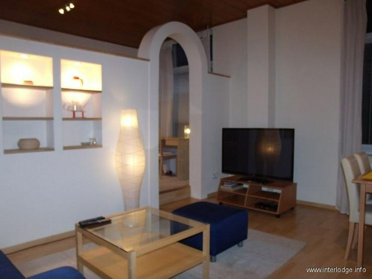 Bild 4: INTERLODGE Modern möbliertes Apartment in Essen-Rüttenscheid - renoviertes Jugendstilhau...