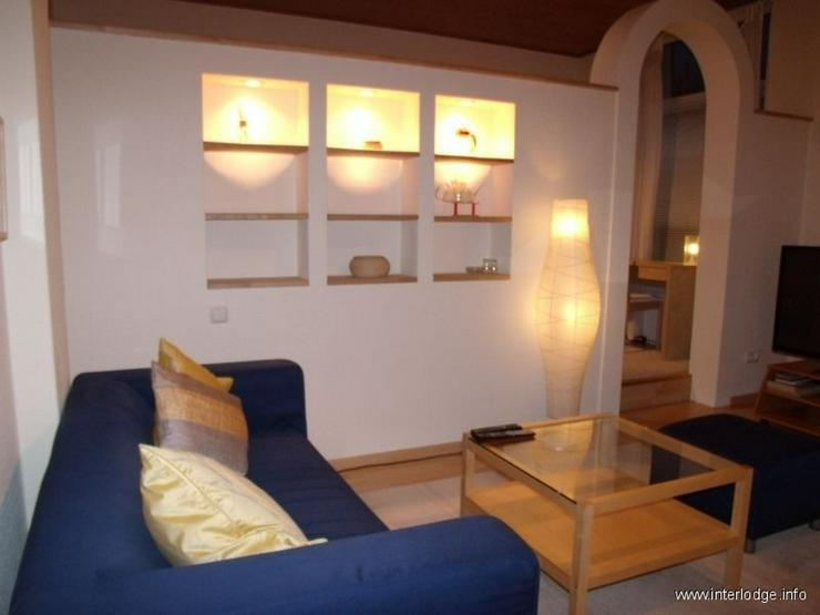 Bild 3: INTERLODGE Modern möbliertes Apartment in Essen-Rüttenscheid - renoviertes Jugendstilhau...