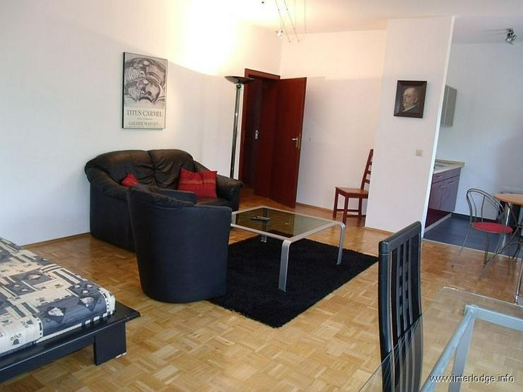 Bild 3: INTERLODGE Essen-Stadtwald: Modern und hochwertig ausgestattetes Apartment.