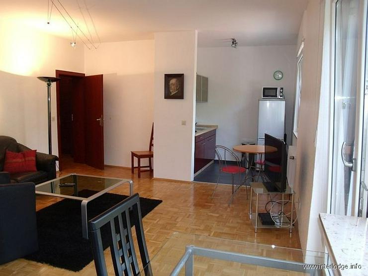 Bild 4: INTERLODGE Essen-Stadtwald: Modern und hochwertig ausgestattetes Apartment.