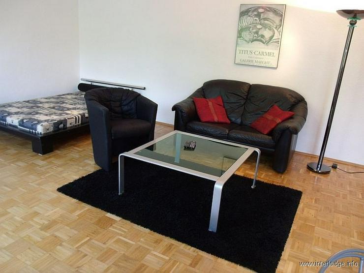 Bild 2: INTERLODGE Essen-Stadtwald: Modern und hochwertig ausgestattetes Apartment.
