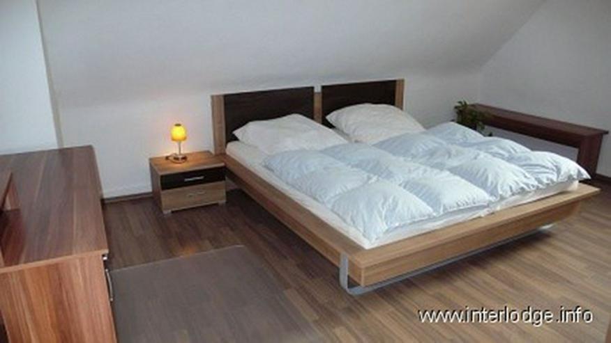 Bild 5: INTERLODGE Komplett und modern möblierte, Wohnung in bevorzugter Wohnlage in Essen-Rütte...