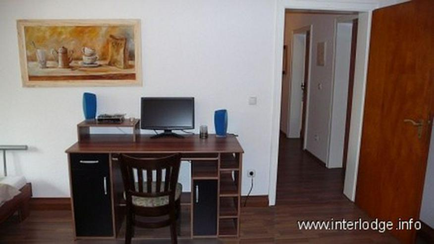 Bild 4: INTERLODGE Komplett und modern möblierte, Wohnung in bevorzugter Wohnlage in Essen-Rütte...