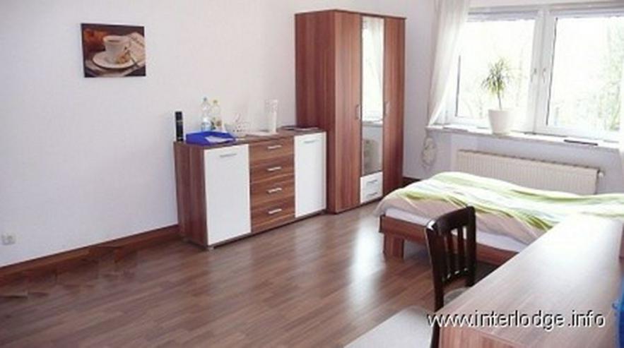 Bild 3: INTERLODGE Komplett und modern möblierte, Wohnung in bevorzugter Wohnlage in Essen-Rütte...