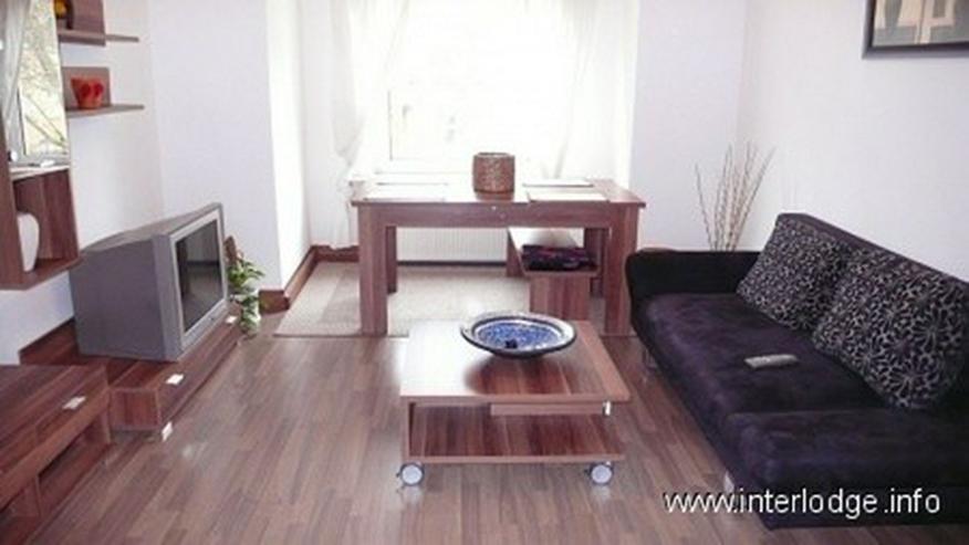 INTERLODGE Komplett und modern möblierte, Wohnung in bevorzugter Wohnlage in Essen-Rütte... - Wohnen auf Zeit - Bild 1