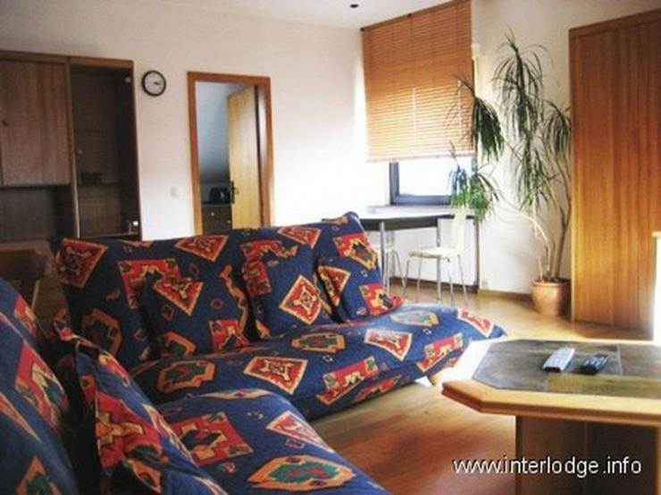 Bild 2: INTERLODGE Komplett möblierte Wohnung in bevorzugter Wohnlage in Dortmund-Holzen.