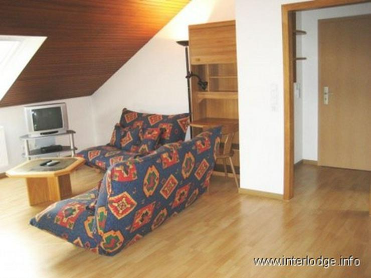 INTERLODGE Komplett möblierte Wohnung in bevorzugter Wohnlage in Dortmund-Holzen.