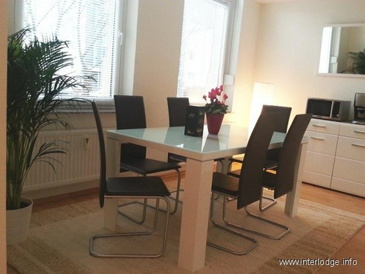 Bild 6: INTERLODGE Hochwertig, modern möblierte Wohnung in sanierter Jugendstilvilla in Essen-Rü...
