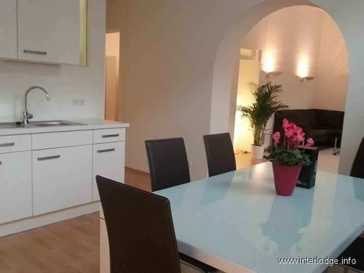 Bild 5: INTERLODGE Hochwertig, modern möblierte Wohnung in sanierter Jugendstilvilla in Essen-Rü...