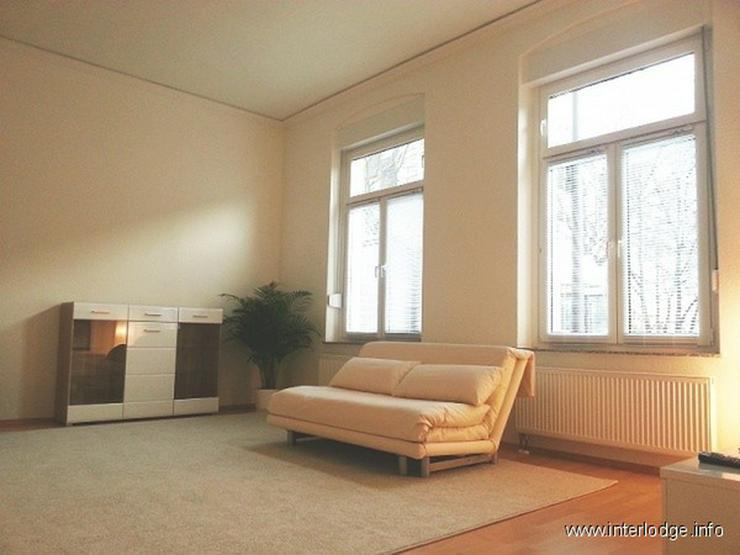 Bild 2: INTERLODGE Hochwertig, modern möblierte Wohnung in sanierter Jugendstilvilla in Essen-Rü...