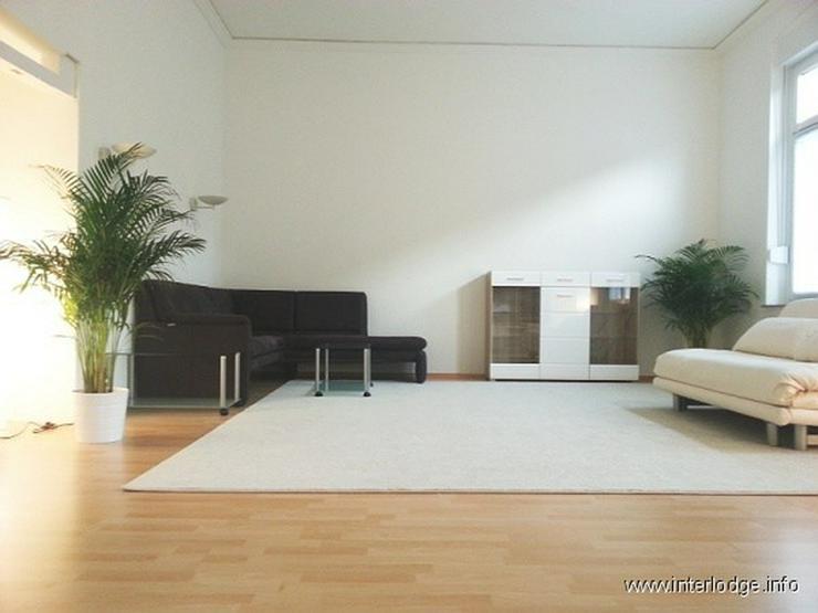 INTERLODGE Hochwertig, modern möblierte Wohnung in sanierter Jugendstilvilla in Essen-Rü... - Wohnen auf Zeit - Bild 1
