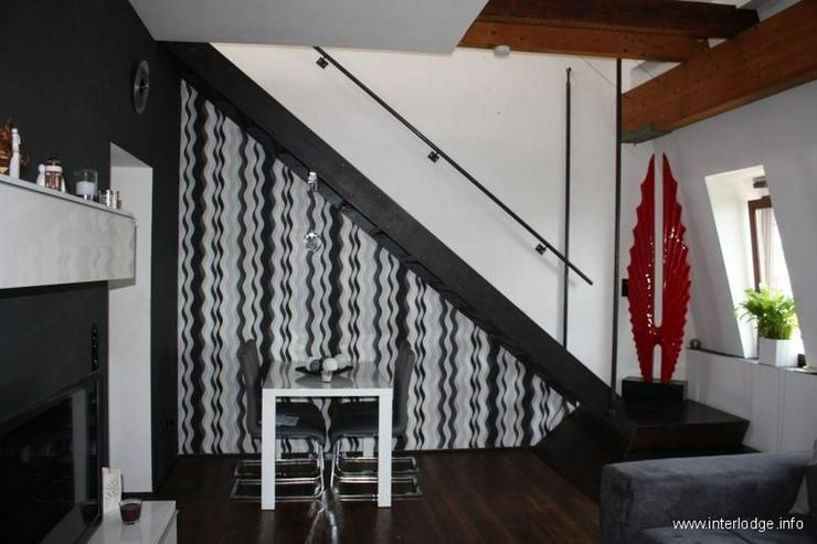 Bild 5: INTERLODGE Modern und stylish möblierte Wohnung, über 2 Ebenen, mit Balkon in Köln-Mül...
