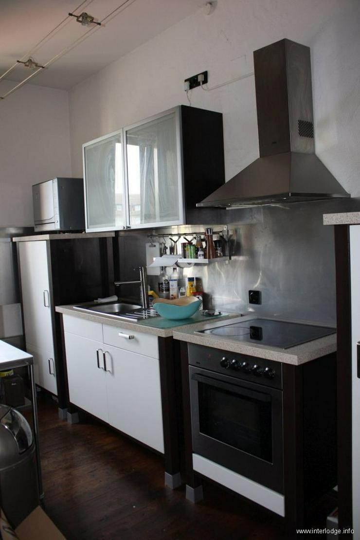 Bild 7: INTERLODGE Modern und stylish möblierte Wohnung, über 2 Ebenen, mit Balkon in Köln-Mül...