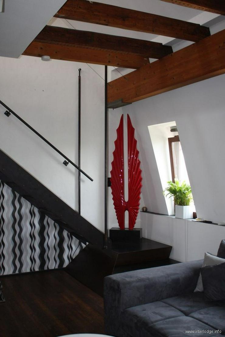 Bild 6: INTERLODGE Modern und stylish möblierte Wohnung, über 2 Ebenen, mit Balkon in Köln-Mül...