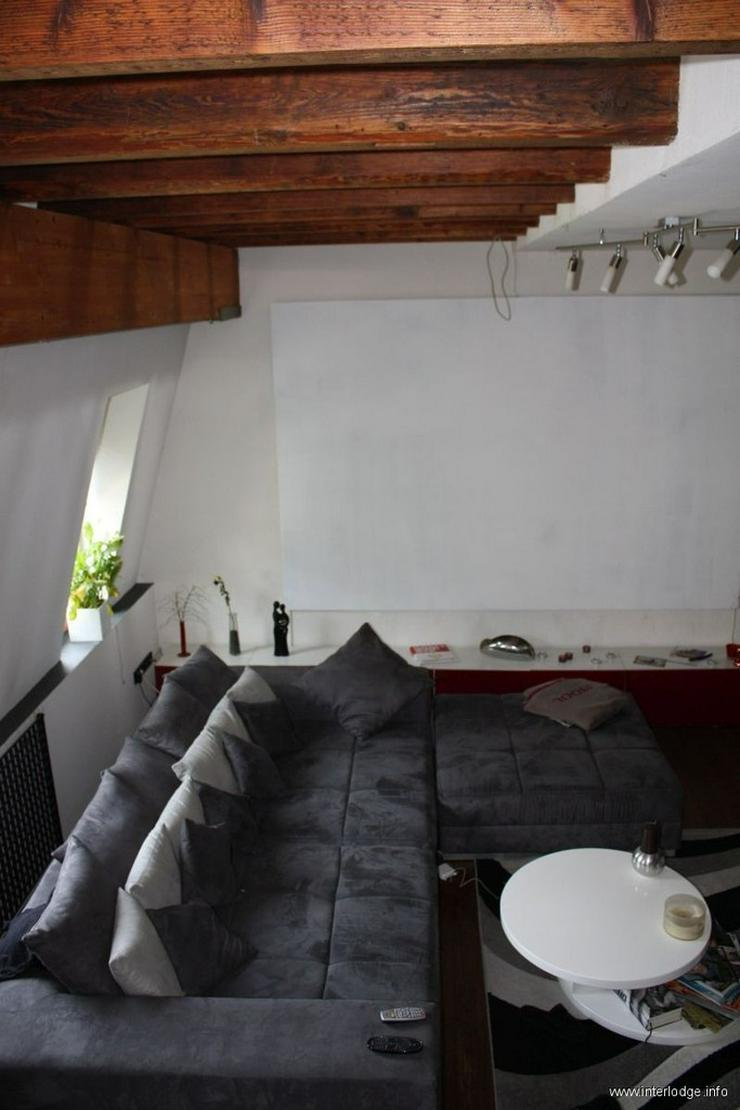 Bild 2: INTERLODGE Modern und stylish möblierte Wohnung, über 2 Ebenen, mit Balkon in Köln-Mül...