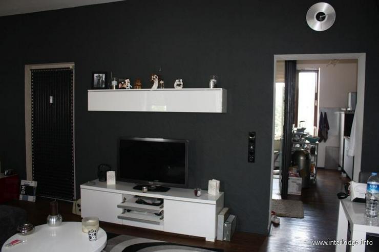 Bild 3: INTERLODGE Modern und stylish möblierte Wohnung, über 2 Ebenen, mit Balkon in Köln-Mül...