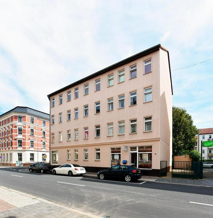 * Attraktiv Wohnen Im Herzen von Markkleeberg * großzügige 2-Raumwohnung im Erdgeschoss - Wohnung mieten - Bild 1