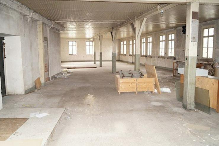 Bild 6: Entkernung oder Abriss und Neubau-ehemalige Fabrik - 3 Etagen á 412 qm plus Keller auf 15...