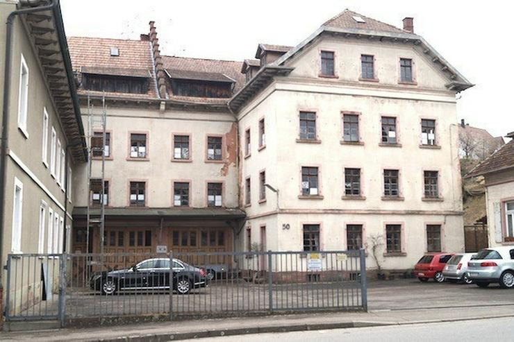 Entkernung oder Abriss und Neubau-ehemalige Fabrik - 3 Etagen á 412 qm plus Keller auf 15... - Grundstück kaufen - Bild 1