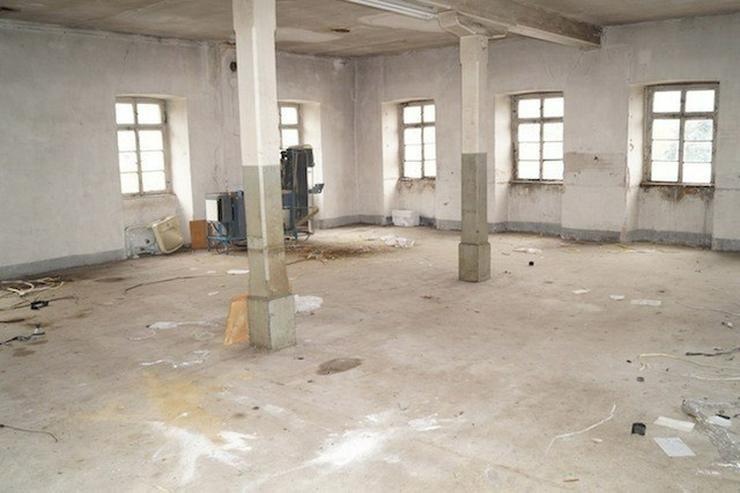 Bild 5: Entkernung oder Abriss und Neubau-ehemalige Fabrik - 3 Etagen á 412 qm plus Keller auf 15...