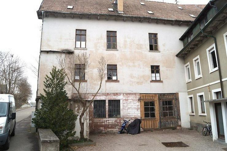 Bild 4: Entkernung oder Abriss und Neubau-ehemalige Fabrik - 3 Etagen á 412 qm plus Keller auf 15...
