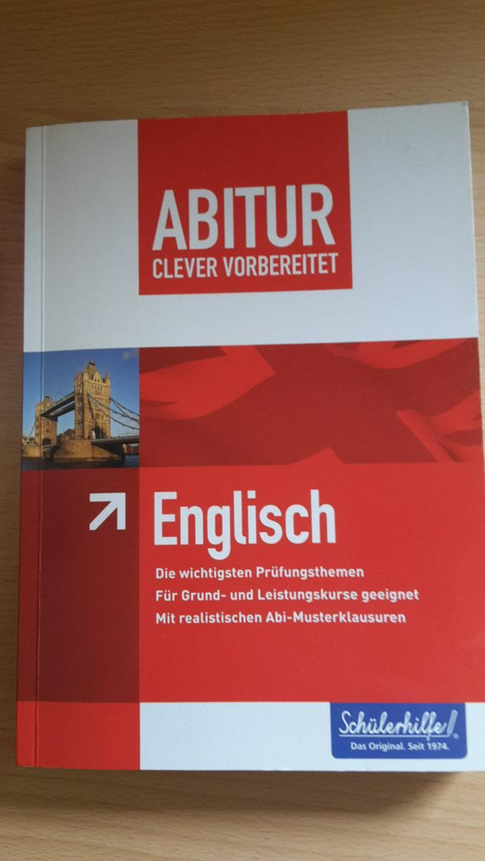 Englisch Abitur Clever Vorbereitet - Schule - Bild 1