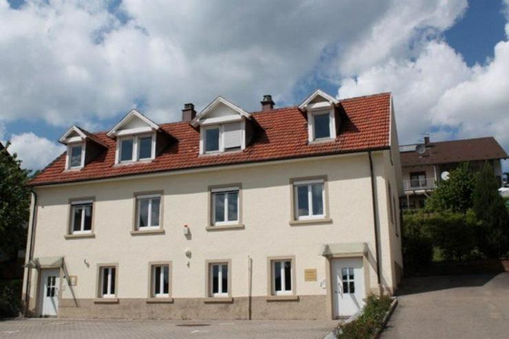 *DH in Niefern-Öschelbronn in gehobener Lage, m. großem Garten, auch gut als Kapitalanla... - Haus kaufen - Bild 1