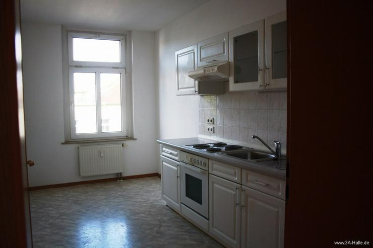 Bild 2: Zugreifen! Zwei-Raum Eigentumswohnung mit Einbauküche in der nördlichen Innenstadt!!!