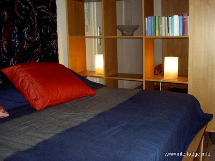 Bild 5: INTERLODGE Modern möbliertes Top-Apartment mit 2 Terrassen und Garten in Düsseldorf-Pemp...