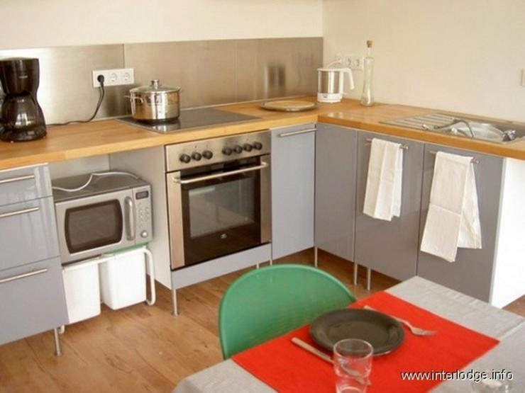 Bild 6: INTERLODGE Modern möbliertes Top-Apartment mit 2 Terrassen und Garten in Düsseldorf-Pemp...