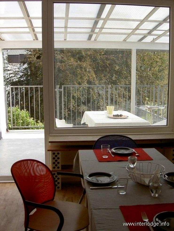 Bild 2: INTERLODGE Modern möbliertes Top-Apartment mit 2 Terrassen und Garten in Düsseldorf-Pemp...