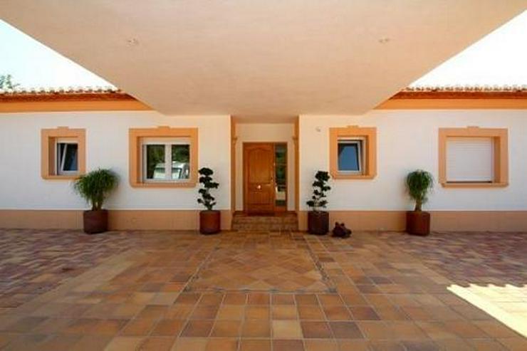 Bild 3: Luxusvilla mit Gästehaus und Pool auf dem Montgo