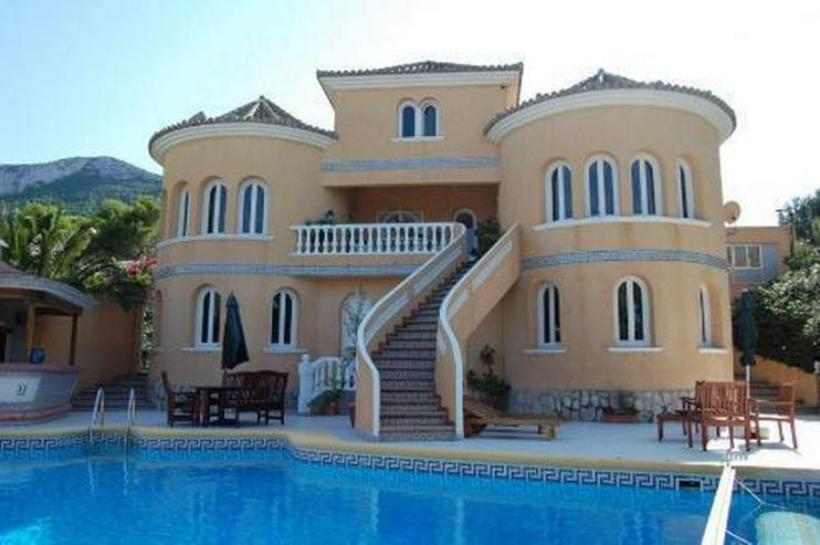 Neuwertige Villa mit Pool in Marquesa V - Haus kaufen - Bild 1