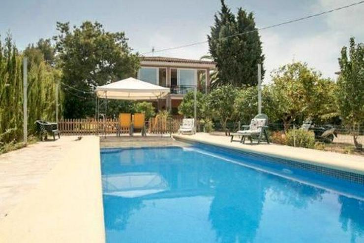 Villa mit Pool in Javea-Arenal - Bild 1