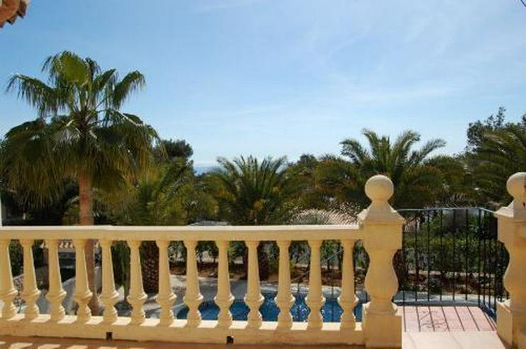 Bild 4: Sehr gepflegte Villa mit Meerblick