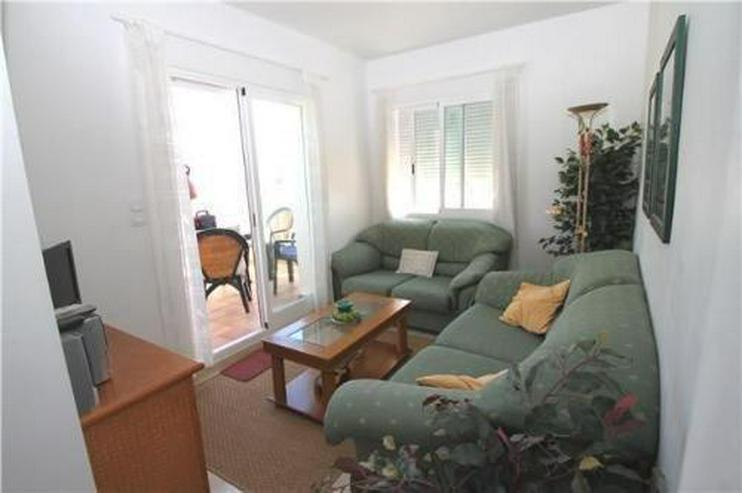 Bild 5: Gepflegtes Appartement mit Gemeinschaftspool in Denia Les Deveses, nur 20 m vom Strand ent...