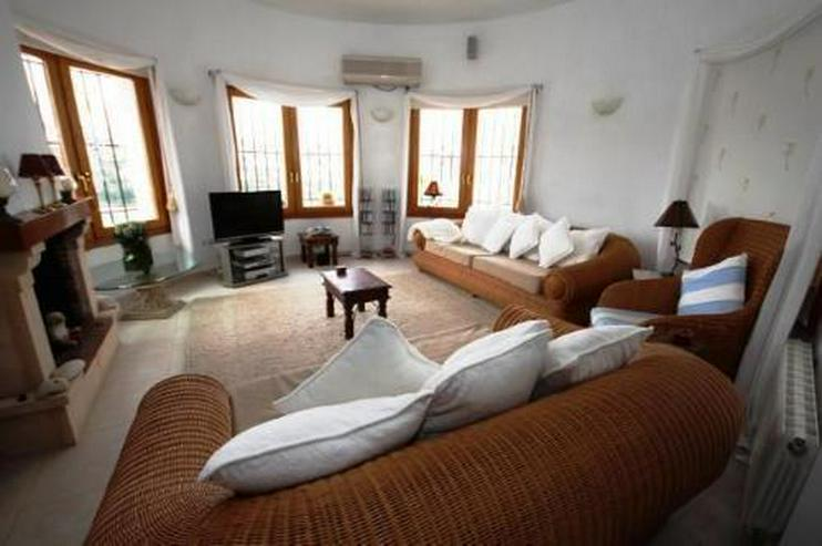 Bild 4: Villa mit Pool und einer sensationellen Aussicht auf die Berge am Monte Pego