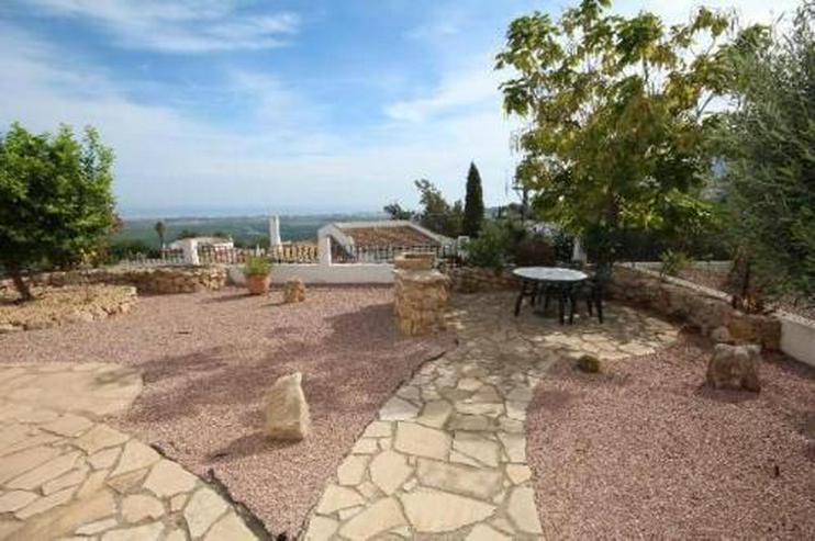 Bild 3: Sehr gepflegte Villa mit Pool und herrlicher Sicht auf das Meer in Monte Pego
