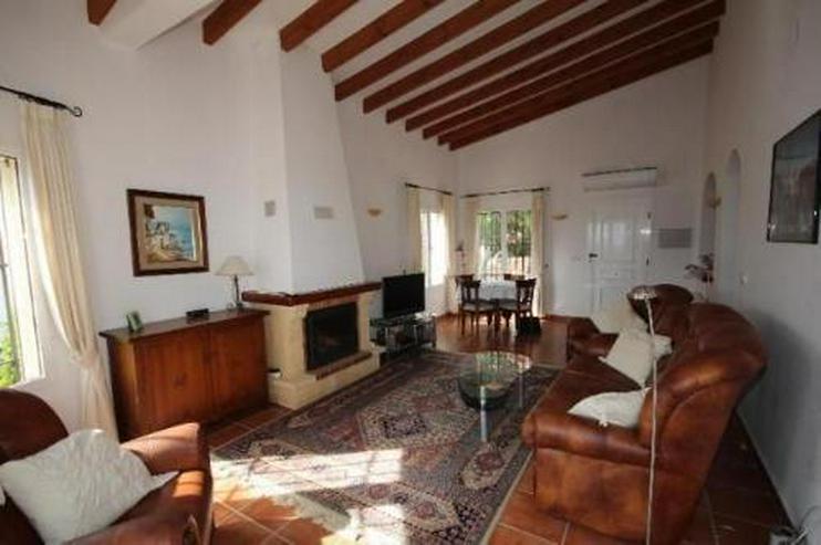 Bild 5: Sehr gepflegte Villa mit Pool und herrlicher Sicht auf das Meer in Monte Pego
