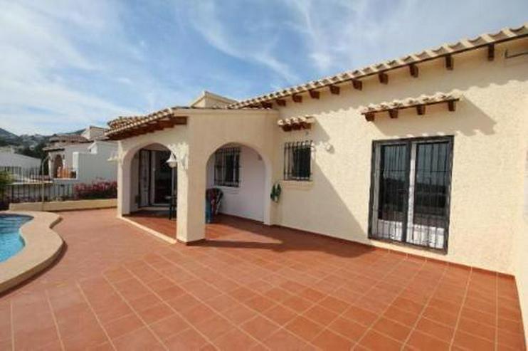 Bild 6: Sehr gepflegte Villa mit Pool und herrlicher Sicht auf das Meer in Monte Pego