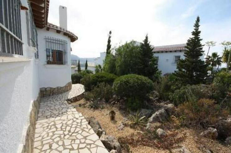 Bild 3: Gepflegte Villa mit Pool und schönem Fernblick in Monte Pego