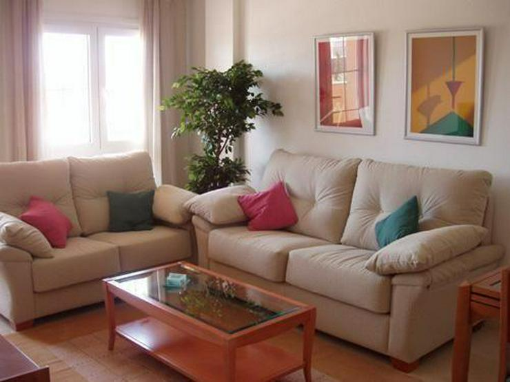 Bild 3: Meernahes, gepflegtes Appartement direkt am Golfplatz Oliva Nova Golf