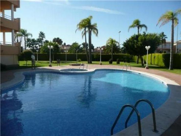 Bild 2: Meernahes, gepflegtes Appartement direkt am Golfplatz Oliva Nova Golf