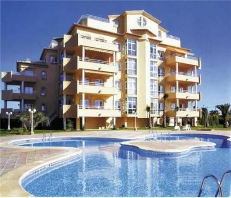 Bild 1: Meernahes, gepflegtes Appartement direkt am Golfplatz Oliva Nova Golf