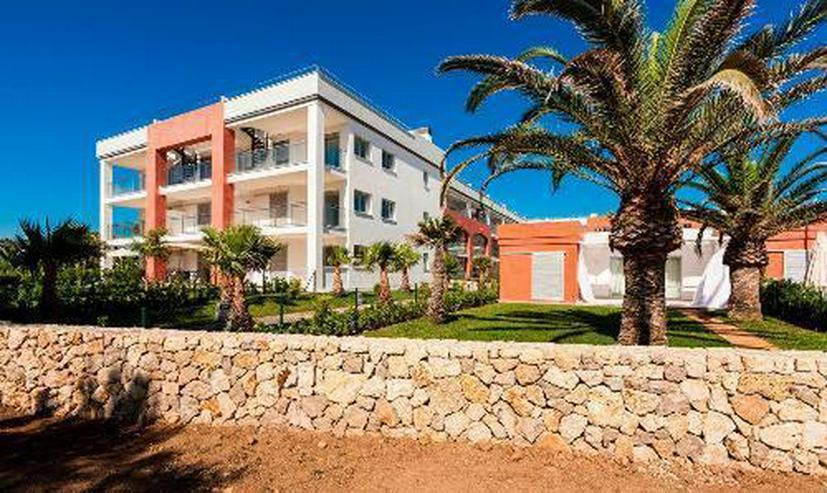 Bild 5: Wunderschöne Erdgeschoss-Appartements in einer Anlage in erster Linie am Strand