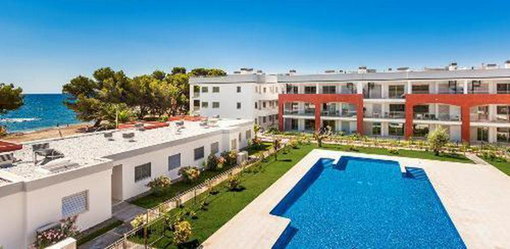 Bild 4: Wunderschöne Erdgeschoss-Appartements in einer Anlage in erster Linie am Strand